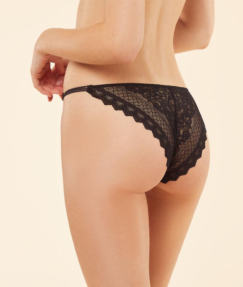 Braguita bikini de encaje;${refinementColor}