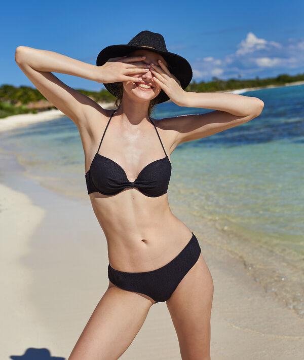 Culote bikini suave relieve