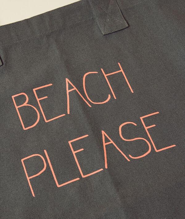 Bolsa de playa ''Beach Please'';${refinementColor}