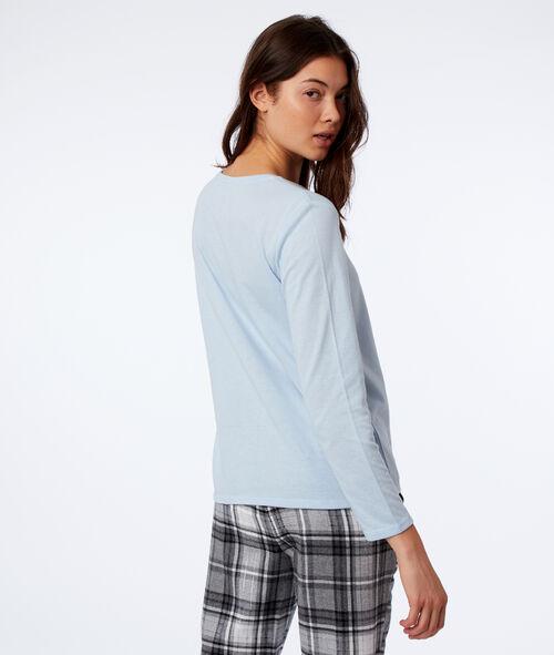 Camiseta manga larga reno