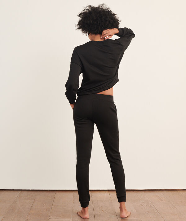Pantalón tipo leggings;${refinementColor}