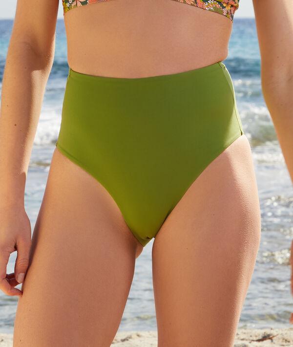 Braguita bikini moldeadora talle alto;${refinementColor}