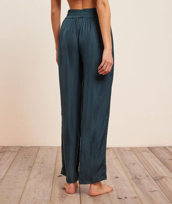 Pantalón pijama con lazada;${refinementColor}