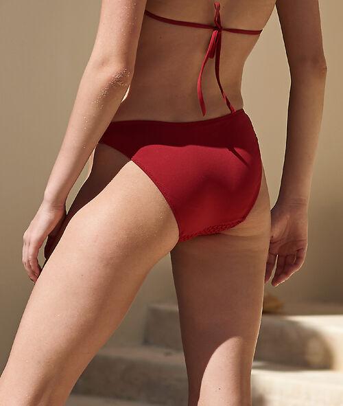 Braguita bikini suave relieve