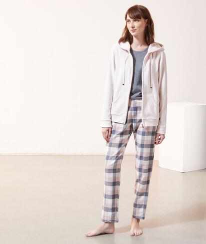 Pijama 3 piezas, chaqueta polar;${refinementColor}