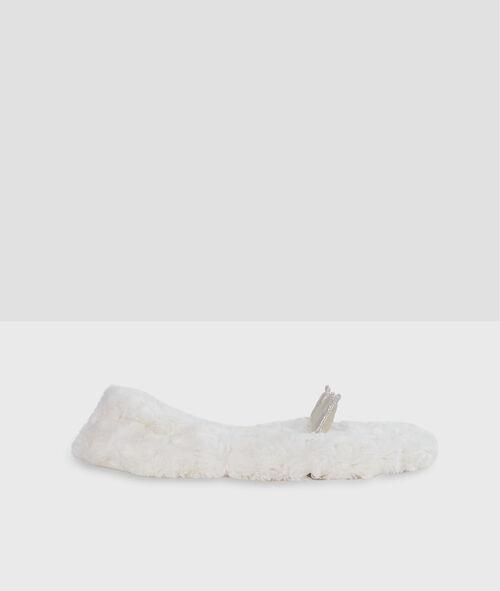 Zapatillas forradas borreguito