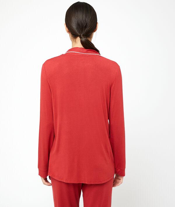 Camisa pijama de viscosa