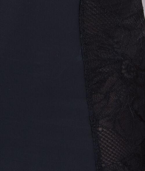 Vestido moldeador