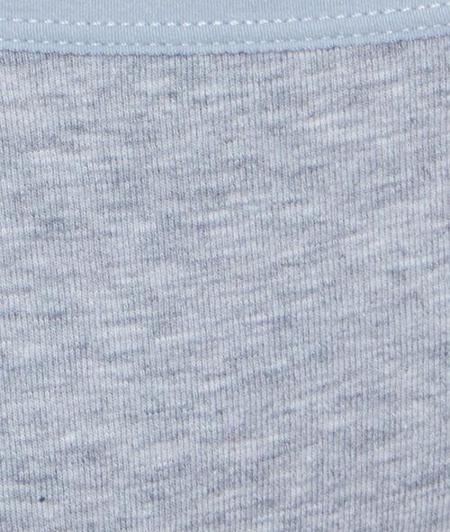 Culote de algodón