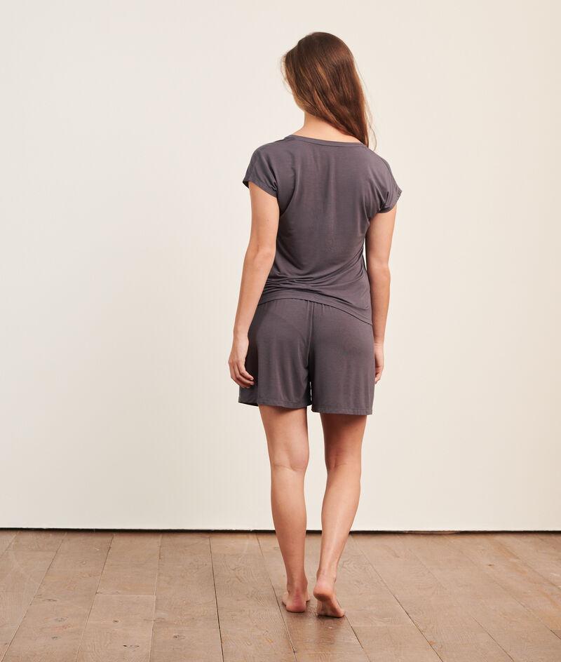 SPE ES - Short de pyjama uni;${refinementColor}