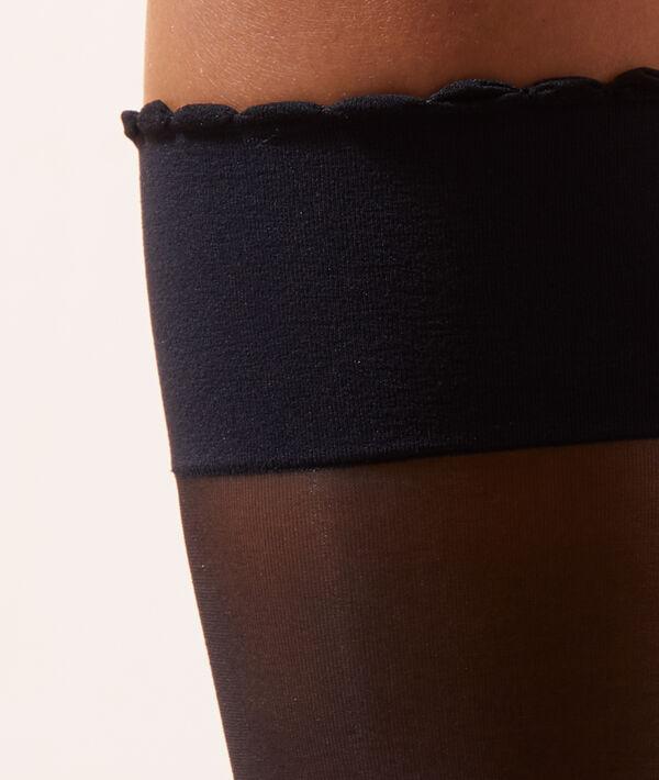 2 pares de calcetines media 15D;${refinementColor}