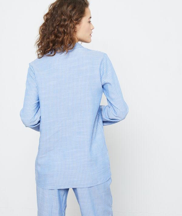 Camisa pijama 'be free';${refinementColor}
