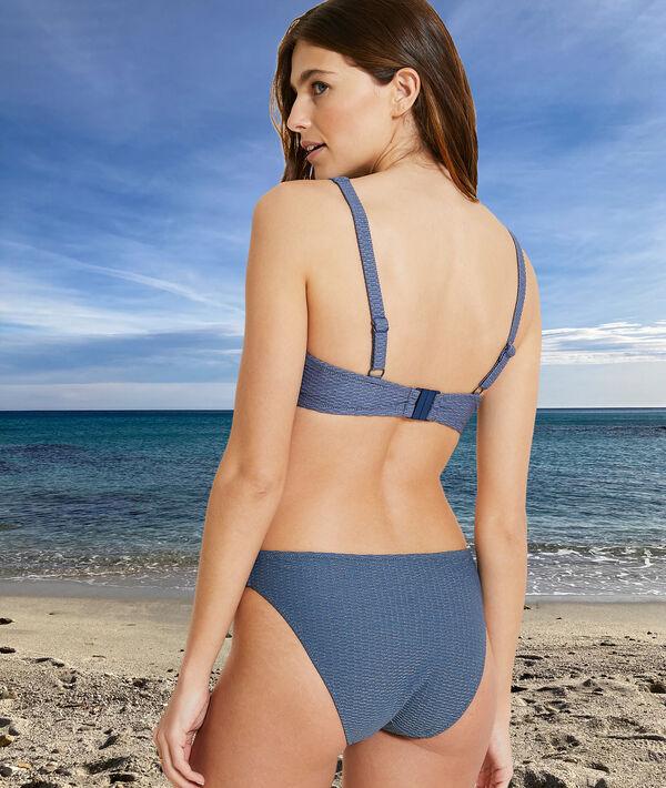 Sujetador bikini sin relleno, copa D-E;${refinementColor}