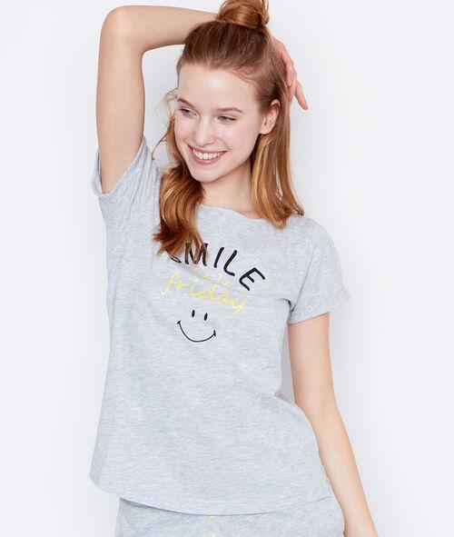 Top mensaje smiley