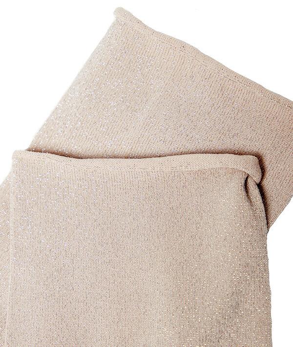 Calcetines cortos fibras metalizadas;${refinementColor}