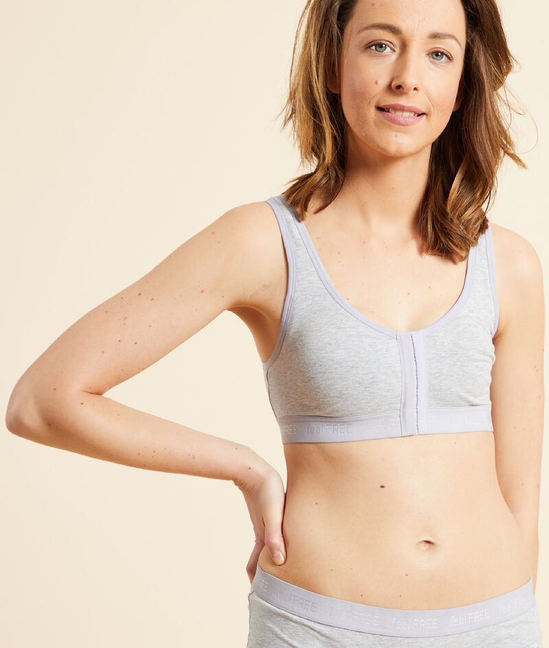 Sujetador post-mastectomía sin aros;${refinementColor}