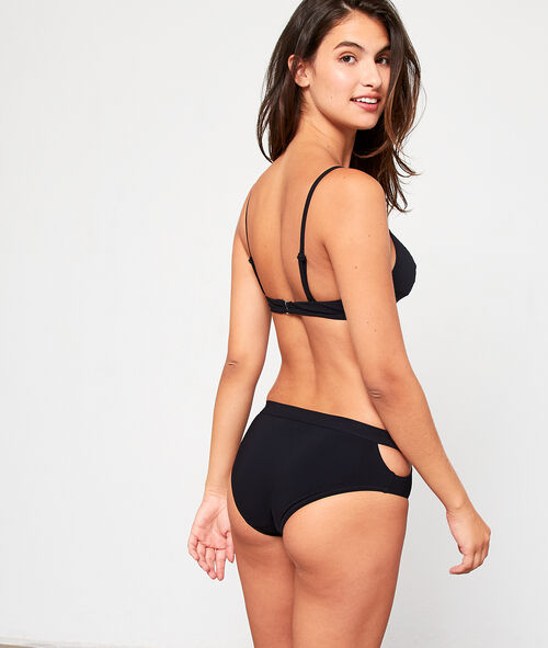 Braguita bikini con aberturas laterales