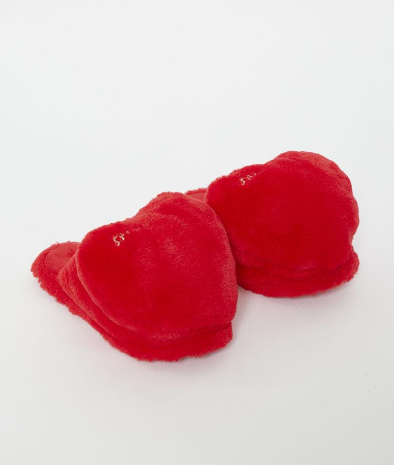 Zapatillas en forma de corazón;${refinementColor}