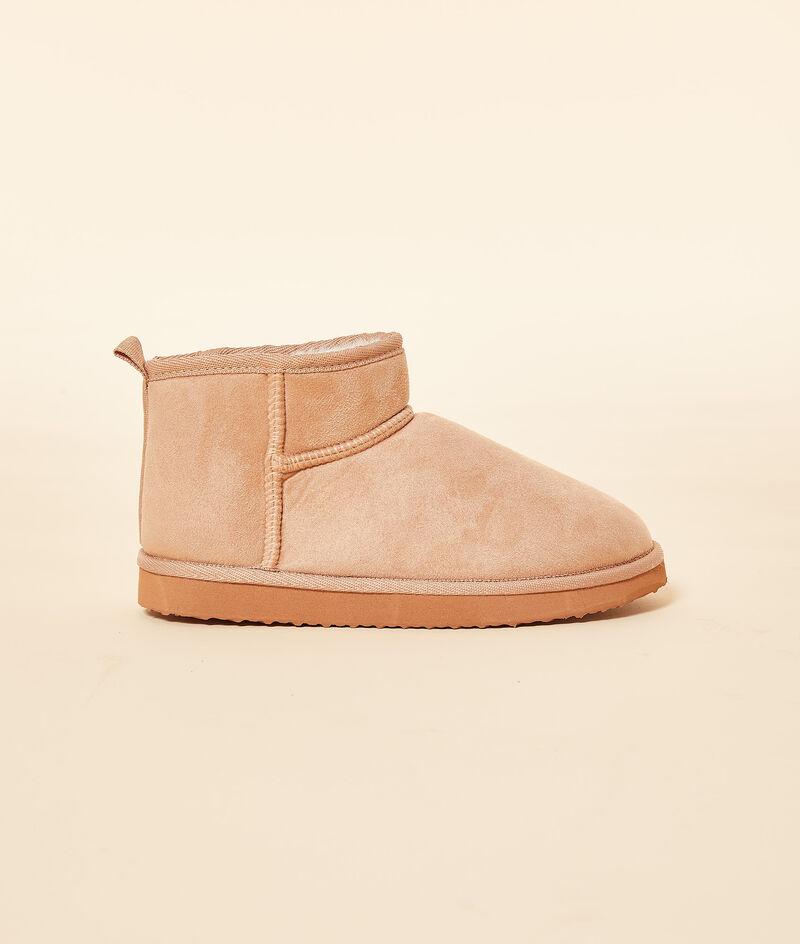 Zapatillas tipo botines, forro interior;${refinementColor}