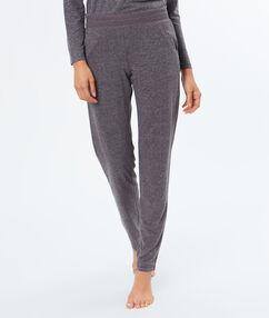 Pantalón liso c.gris.