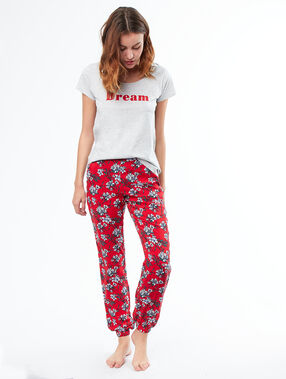 Camiseta dream c.gris.