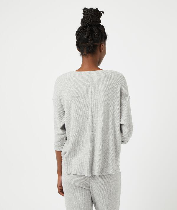 Camiseta manga larga lisa;${refinementColor}