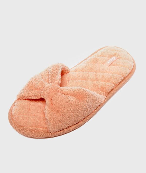 Zapatillas tejido peluche;${refinementColor}