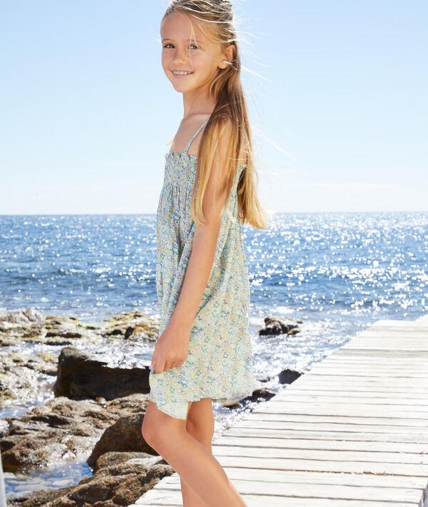 Vestido niña tejido Liberty;${refinementColor}