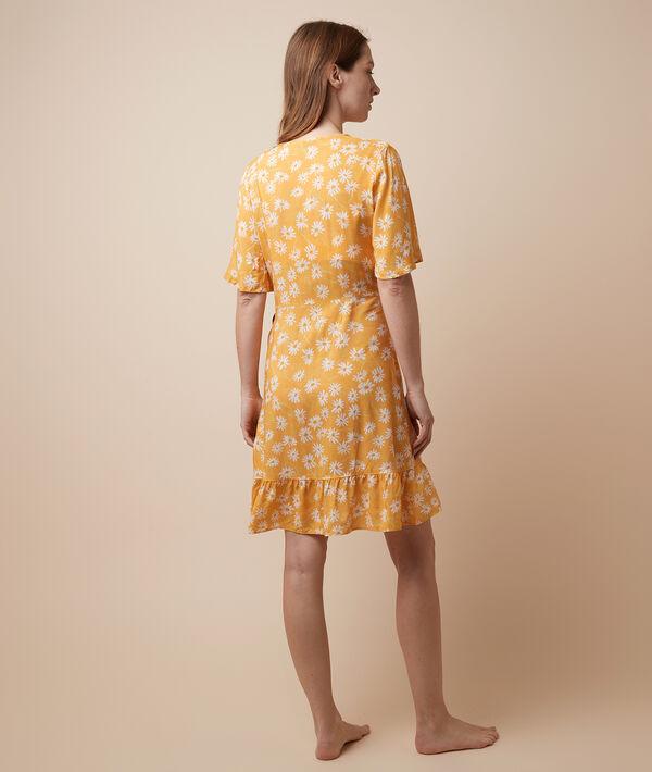 Vestido estampado floral;${refinementColor}