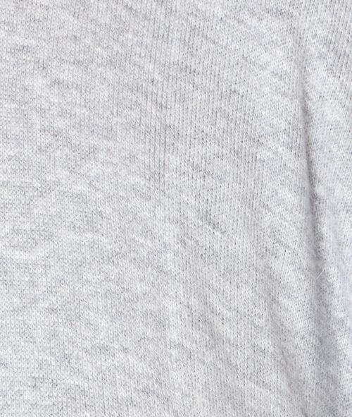 Poncho de algodón