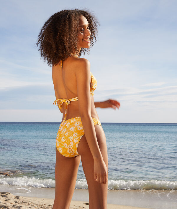 Braguita bikini estampado margaritas;${refinementColor}