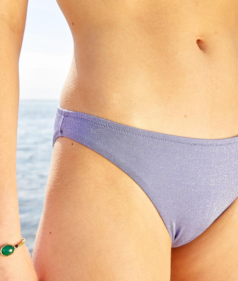 Braguita bikini tejido irisado;${refinementColor}