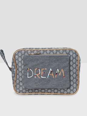 Neceser dream negro.