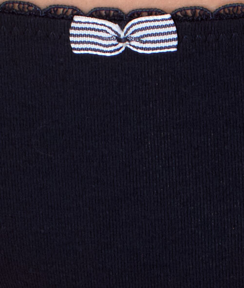 Braguita algodón