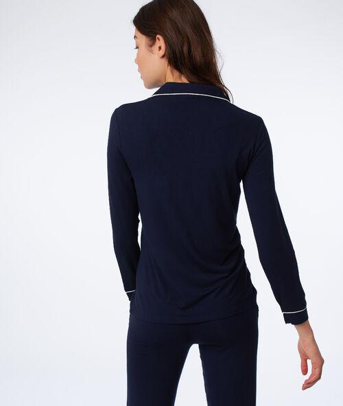 Camisa pijama franja contradas