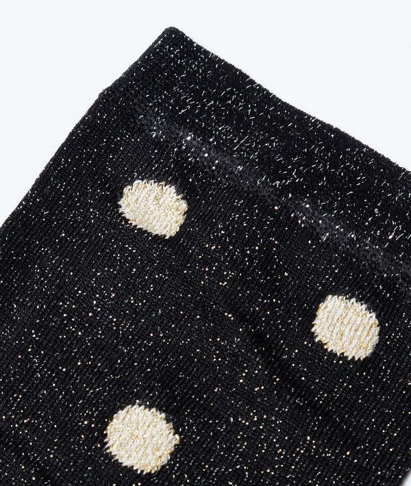 Calcetines de lunares