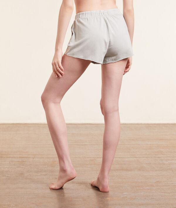 Pantalón corto pijama;${refinementColor}