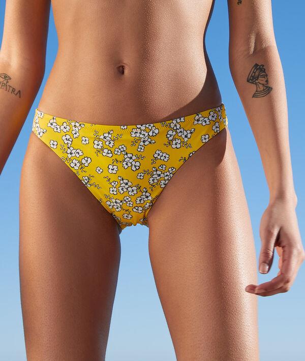 Braguita bikini estampada;${refinementColor}