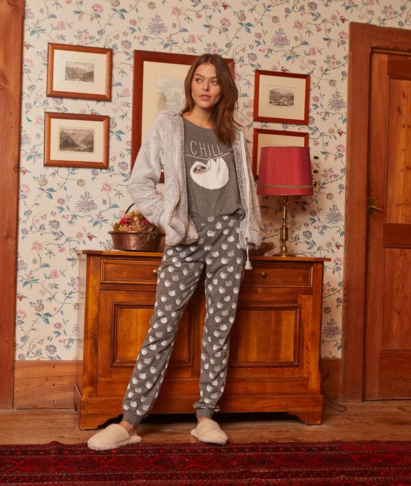 Pijama 3 piezas 'chill'