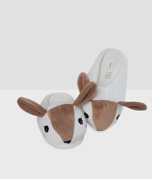 Zapatillas ciervos
