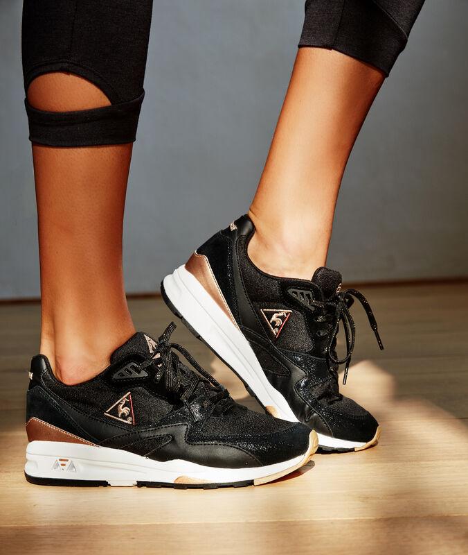 Zapatillas le coq sportif x etam negro.
