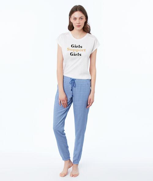 Camiseta mensaje optimista