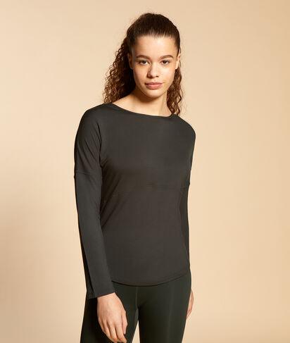 Camiseta deportiva manga larga;${refinementColor}