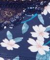 Culote estampado floral