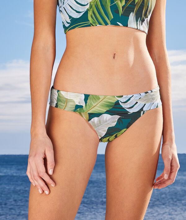 Braguita bikini estampado tropical;${refinementColor}