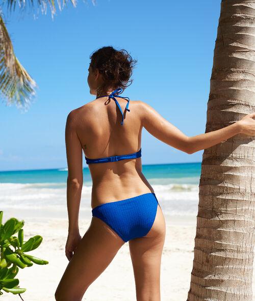 Sujetador bikini push up suave relieve. Copa B-C
