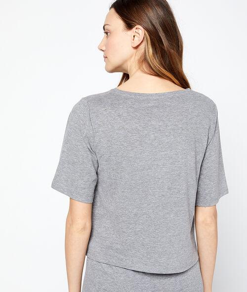 Camiseta corta 'Miami Beach'