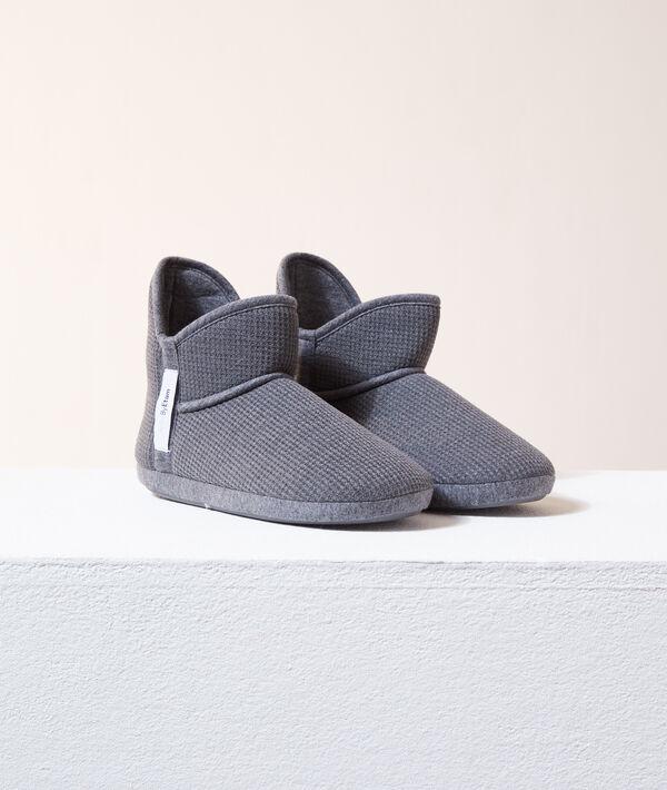Zapatillas tipo botines;${refinementColor}