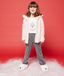 CLOTHILDE - PIJAMA INFANTIL 3 PIEZAS 'SWEET WINTER'
