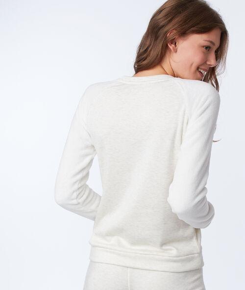 Camiseta manga larga oso polar